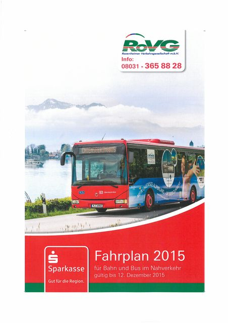 Marktgemeinde Prien Am Chiemsee Busverbindungen